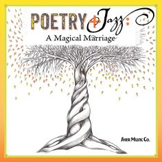 """Sher Music Co. is pleased to release a unique and beautiful CD audiobook, """"Poetry+Jazz: A Magical Marriage"""" (Rumi, Rilke, Rexroth, etc.) - free sample tracks at http://shermusic.com/poetry-jazz"""