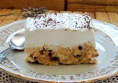 Sweet Desserts, Sweet Recipes, Cake Recipes, Dessert Recipes, Torta Recipe, Kolaci I Torte, Torte Cake, Croatian Recipes, Salty Cake