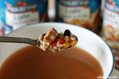 Planning Your Days with Progresso Light Soups and a Giveaway