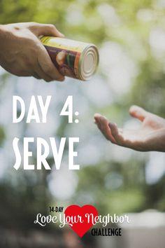 Day 4: Serve