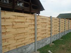 Заборы для дачи | Купить красивый и прочный забор для частного дома в Москве…