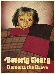 Early in my career in children's publishing, I filled in the gaps between my picture book projects by illustrating jacket art for paperback books. Beverly Cleary, Book Projects, Sixth Grade, Paperback Books, Illustrators, Good Books, Nostalgia, Childhood, Author