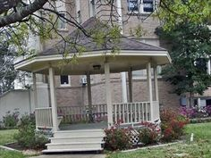 How I picture the gazebo on the corner of the courthouse lawn. Kiss Books, Gazebo, Pergola, Kisses, Lawn, Texas, Corner, Outdoor Structures, Pictures