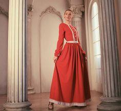 Длинное платье Maxi | Long maxi women dress