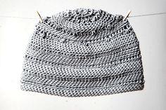 Gray Cloud Crochet Pattern