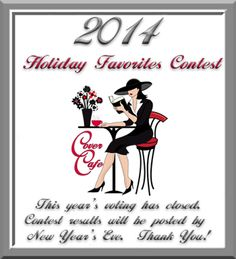 Thank You to everyone who voted in this year's contest!