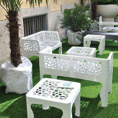 Coral bench | LAB23 - Street Furniture