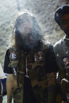 Danielle Levitt - i-d x marc jacobs - 'tribes: thrashcore'