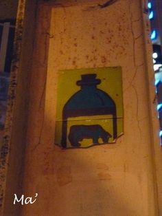 Street Art in Bordeaux - janvier 2014