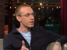 Daniel Tammet at Late Show with David Letterman (27.04.2005)