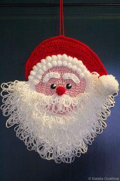 Santa Claus ornament Christmas decoration