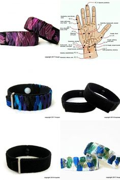 New Buy One Give One 4 Anti-nausea Motion Sickness Wristbands In Case Humble