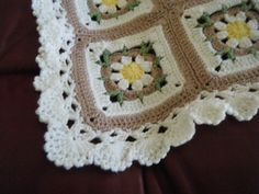 Ravelry: Just Peachy Blossom 6x6 by Donna Mason-Svara