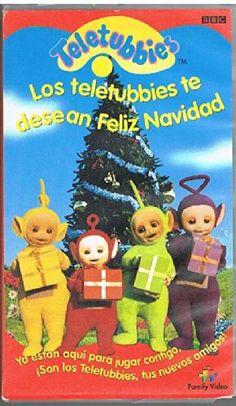 Los Teletubbies te desean Feliz Navidad. Disponible en: http://xlpv.cult.gva.es/cginet-bin/abnetop?SUBC=BORI/ORI&TITN=679395