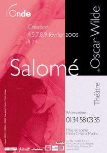 L'Onde - Vélizy-Villacoublay - 2005 - Mise en scène : Maria Christina Madau