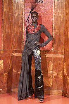 Jean Paul Caultier, Autumn/Winter 2001, Couture