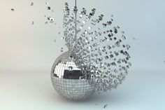 Mirror ball magic