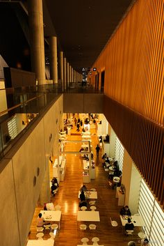 The National Art Center, Tokyo, Japan
