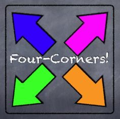 Spice Up Warm-Up! 4-Corners Activity:  Solving Multi-Step Equations - Engage ALL Students!