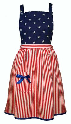 how cute and patriotic is that?