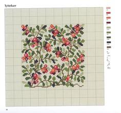 Gallery.ru / Фото #29 - Blomster, blade og baer i korssting - simplehard