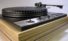"""I have a Garrard 401 and it will need a plinth. This looks """"right"""". The link is to a great page with construction details."""