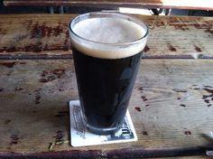All-Grain Homebrew Coconut Porter Beer Recipe  #craftbeer #beer  http://hopsaboutbeer.com/