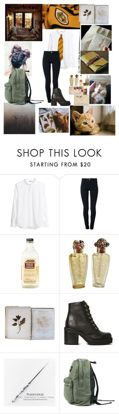 """""""Florence"""" by justxtheo ❤ liked on Polyvore featuring H&M, STELLA McCARTNEY, FOSSIL and Jeffrey Campbell"""