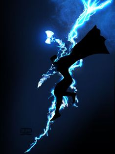 Thor Stormbreaker is swinging. Change to mjolnir, but could be a good idea from Thor … – Comic Wallpaper Poster Superman, Poster Marvel, Marvel Dc Comics, Marvel Heroes, Marvel Characters, Marvel Movies, Marvel Avengers, Deadpool Comics, Captain Marvel