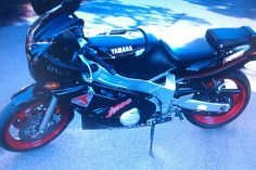 My FZR  the juce edition