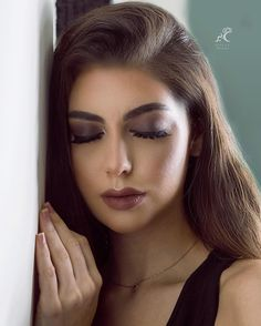"""313 Likes, 22 Comments - Wafa  (@theartistichands) on Instagram: """"Makeup by me @theartistichands  Photo by @mad_4photo  Lashes: Style L @dulcis.box  مكياج ناعم مطفي…"""""""