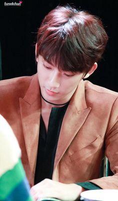 Fall in love with Gongchan ❤ B1a4, Jinyoung, Dong Woo, Asian Boys, K Idols, Infinite, Celebs, Kpop, Photography