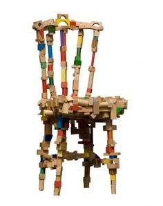 26 Chairs Made from Recycled Materials