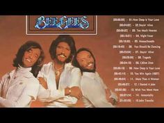 Bee Gees Greatest Hits Album completo - Le migliori canzoni di Bee Gees - YouTube Smooth Jazz, Greatest Songs, Greatest Hits, Les Bee Gees, You Win Again, You Should Be Dancing, Barry Gibb, Beautiful Songs, Me Me Me Song