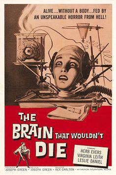 El cerebro que no moriría