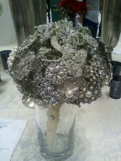 Brooch boquet!