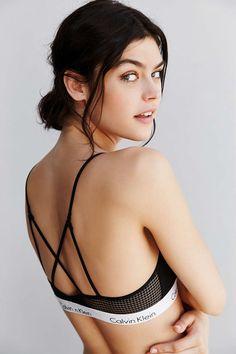 Calvin Klein One Micro Bralette - Urban Outfitters