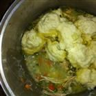Chicken Stew with Dumplings