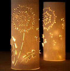 Turn+Plastic+Water+Bottles+Into+Glowing+Lanterns