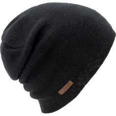 Coal Julietta Beanie found on Polyvore featuring accessories, hats, beanies, hair, coal beanie, coal hats and beanie hats