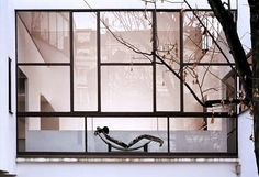 Villa Savoye, Le Corbusier y Charles-Édouard Jeanneret-Gris, Poissy, France, 1928-1931