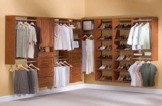 Closet solutions to fit any space Closetstorage.com