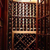 Wine Cellar Design - Building a Custom Wine Cellar Wine Cellar Racks, Wine Rack, Closet Conversion, Home Wine Cellars, Wine Cellar Design, Storage Design, Wine Storage, Building, Home Decor