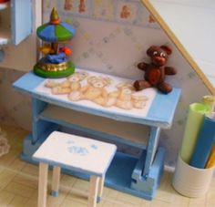 how to: children's table