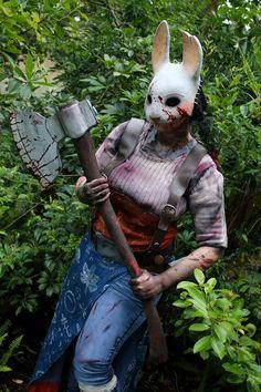 12 Dbd Huntress Cosplay Ideas Huntress Huntress Cosplay Cosplay