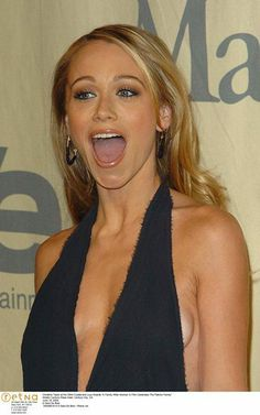 Christine taylor hot blonde assured