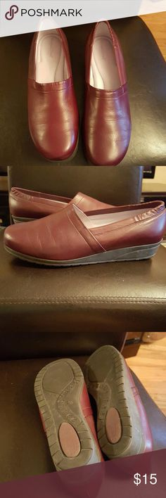 Super comfortable loafers. This was a total impulse buy and they've been sitting in the closet for over a year. Make good use of them. They are super comfy and have never been worn. Made in Israel. Real leather. Beautiful  Shoes Flats & Loafers