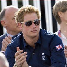 HRH Prince Harry looking cool! ❤️ #PrinceHarry #Royal #Ginger #PrinceOfWales…