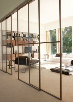 Download the catalogue and request prices of Beat | sliding door By albed by delmonte, wooden sliding door design Massimo Luca, beat Collection