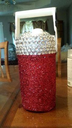 Another DIY water jug i did for my lil sis